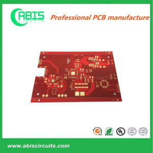 Red Soder Mask Multilayer PCB Board pictures & photos