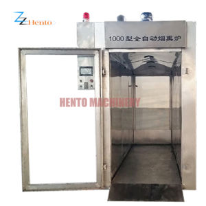 Stainless Steel Well Received Electric Meat Smoking Furnace pictures & photos