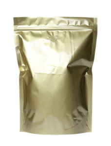 Hot Sale Coffee Zipper Bag with Degassing Valve pictures & photos