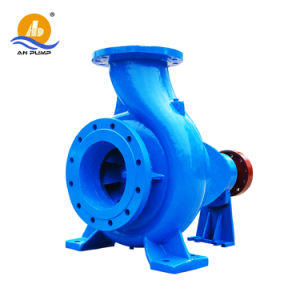 Horizontal Centrifugal Single Stage Single Suction Centrifugal Crude Oil Pump pictures & photos
