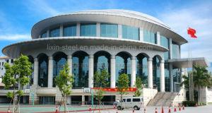 Modern Prefabricated Steel Structure Sport Center Truss Frame pictures & photos
