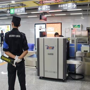V160 Airport, Subway Hand Held Explosive Detecting Metal Detector Secutity Scanner pictures & photos