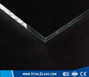 4-12mm Low Iron Glass Ultra Clear Float Glass pictures & photos