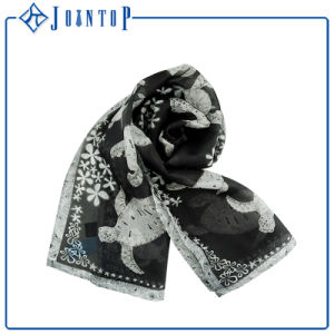 Nature Charmuse Sample Parttern New Style Popular Scarf pictures & photos