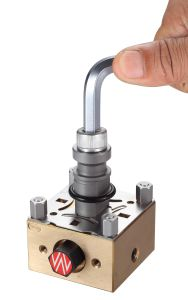 a-One Stainless Steel Erowa Chucking Spigot for EDM Spark Erosion pictures & photos