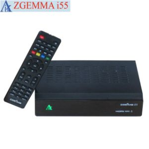 Low Cost Full Channels Zgemma I55 IPTV Box Linux OS Enigma2 USB WiFi Media Player pictures & photos