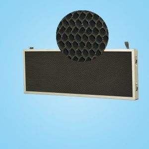 Medical Apparatus and Instruments Aluminum Honeycomb Ozone Removal Filter pictures & photos