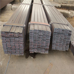China Supplier Black Q235 Q195 I Shape Flat Bar Prices pictures & photos