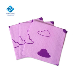 High Quality Disposable Mattress Sheet Wholesale Baby Underpad in Bulk pictures & photos
