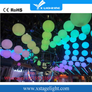 China Manufacturer Disco Lighting RGB Colorful Lighting Lift LED Ball Use for Night Club pictures & photos