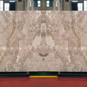 Lop Beige Marble Slabs for Floor, Wall, Kitchen Countertops pictures & photos