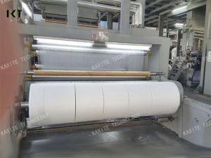 Automatic Non Woven Fabric Making Machine Manufacturer pictures & photos