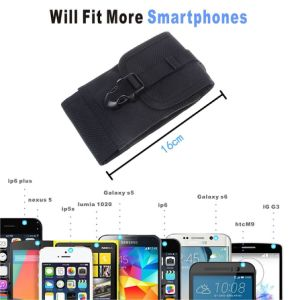 Travel Oversize Smartphone Holster Universal Compatible Blank Phone Cover Case pictures & photos
