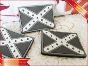 3D Rubber Label Garment Soft Label in High Quality pictures & photos