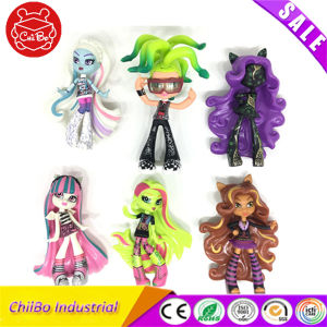 Monster High Characters Series PVC Figure Toys pictures & photos