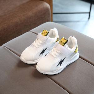 Factory Wholesale OEM Children Unisex Kids Shoes Fashion Colorful Soft Sole Sports Shoes pictures & photos