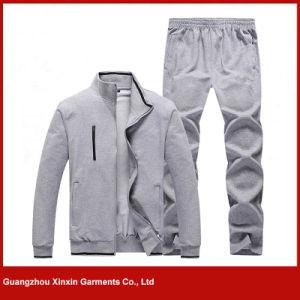 Wholesale Men′s Hoodie Suit, Outdoor Sweatshirt, Custom Sports Wear (T73) pictures & photos