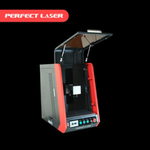 20W/30W Ipg Fiber Laser Marking System for Yeti Cup pictures & photos