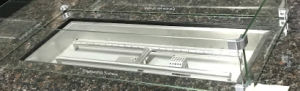 """18"""" Drop in Gas Fire Pit Burner Pan pictures & photos"""