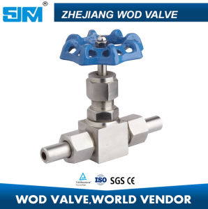 High Pressure Needle Valve in China pictures & photos