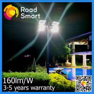 High Lumens LED Outdoor Solar Wall Street Light pictures & photos