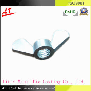 Dongguan Precision Zinc Die Casting for Fashion Lock pictures & photos