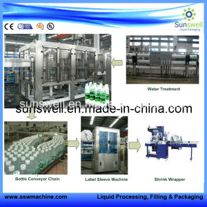 Complete Line of Mineral Water Machine pictures & photos