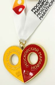 Customized Antique Gold Silver Copper Sport Metal Medal pictures & photos
