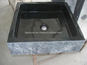 Black Granite Basin Cabinet for Vanitytop pictures & photos