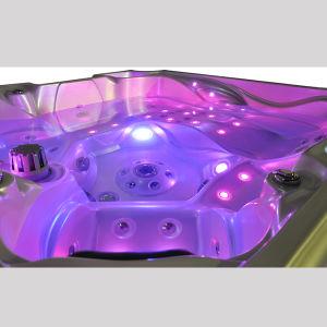 Hot Sale Acrylic SPA Freestanding Balboa Control Hot Tub Jcs-37 pictures & photos