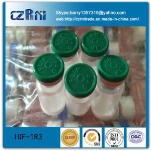 Polypeptide Hormones Ghrp-6 CAS 87616-84-0 for Muscle Building pictures & photos