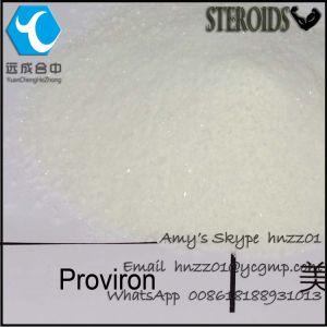 Safe Mesterolon Anti Estrogen Steroids Proviron White Powder pictures & photos
