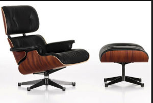 Eames Lounge Chair and Ottoman pictures & photos
