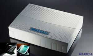 PBX (4 x 16 expand to 8 x 32 Hybrid System)