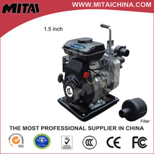 1.5 Inch 4 Stroke Gasoline Water Pump pictures & photos