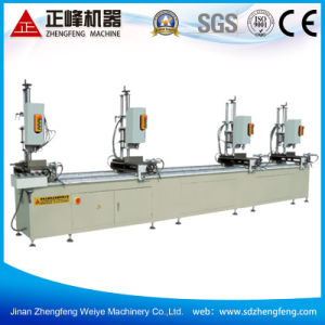 Multi Head Drilling Machine for Aluminum Doors and Windows pictures & photos