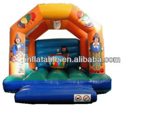 Inflatable Circus Bouncer/Kids Inflatable Bounce House Bb017 pictures & photos