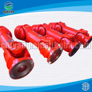 Industrial Drive Cardan Shaft for Heavy Duty Equipment