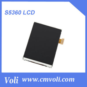 Hot Sale for Samsung Galaxy Y S5360 LCD Display Screen pictures & photos