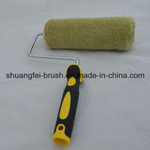 High Quality Polyamide Thermal Bonding Paint Roller with Handle pictures & photos