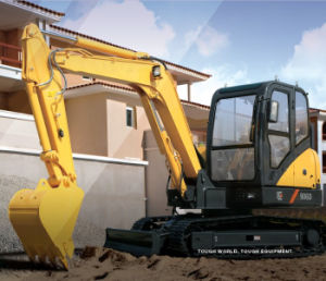 Best Price 6 Ton Mini Excavator of Se60