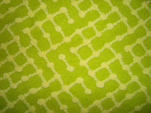 Print Wool Blench Single Fleece Jersey Fabric pictures & photos