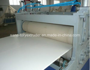 Rigid PVC Celuka Foam Board Production Line/Plastic Extrusion Machinery pictures & photos