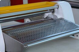 Table Top or Floor-Type Reversible Dough Sheeter for Bread with CE pictures & photos
