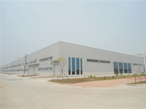 China Supplier for Steel Structure Workshop Prefabricated House/Steel Structure Warehouse (XGZ-242) pictures & photos