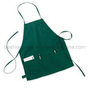 Custom New Style Apron for Waiter (WU20) pictures & photos