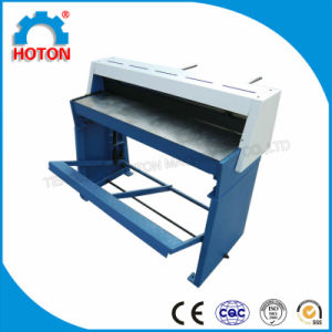 High Quality Foot Shear Machine (Manual Shearing Machine BQF01-1.25X650 BQF01-1.0X1050) pictures & photos