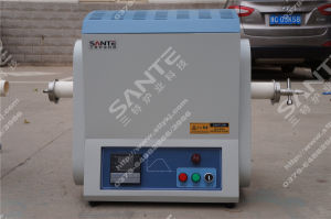 Laboratory Electric Tube Furnace, Heat Treatment Oven pictures & photos