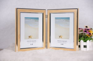 Plastic Photo Frame (BH-4T) pictures & photos