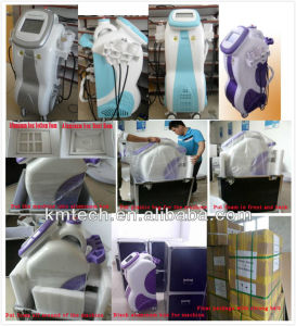 Fast Obvious 7 in 1 Cavitation Vacuum Loss Weight Slimming Machine pictures & photos